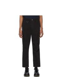Pantalon chino noir Ksubi