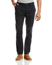 Pantalon chino noir Lyle & Scott