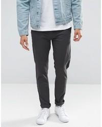 Pantalon chino noir Minimum