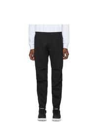 Pantalon chino noir Moncler