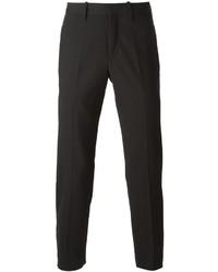 Pantalon chino noir Neil Barrett