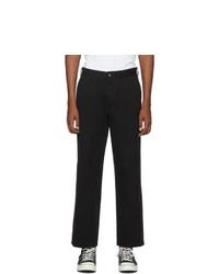 Pantalon chino noir Noah NYC
