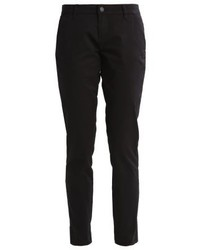 Pantalon chino noir Only
