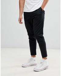 Pantalon chino noir ONLY & SONS