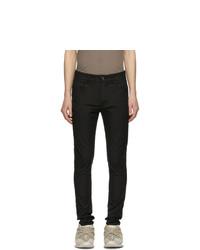 Pantalon chino noir Rick Owens
