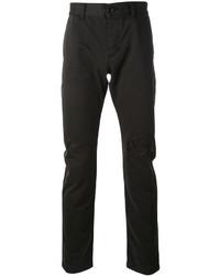 Pantalon chino noir Saint Laurent