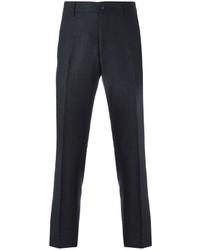 Pantalon chino noir Salvatore Ferragamo