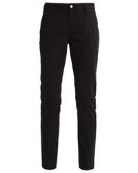 Pantalon chino noir Selected Femme