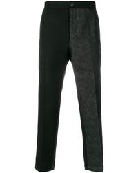 Pantalon chino noir Thom Browne