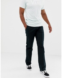 Pantalon chino noir Vans