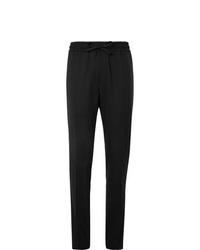 Pantalon chino noir Versace