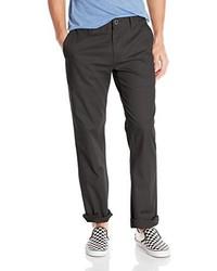 Pantalon chino noir Volcom