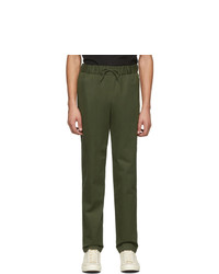 Pantalon chino olive A.P.C.