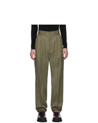 Pantalon chino olive Ambush