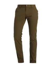 Pantalon chino olive Brixton