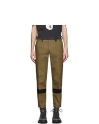 Pantalon chino olive Diesel