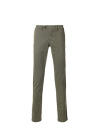 Pantalon chino olive Eleventy