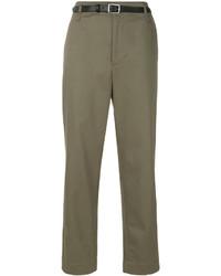 Pantalon chino olive Golden Goose Deluxe Brand