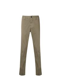 Pantalon chino olive Stone Island