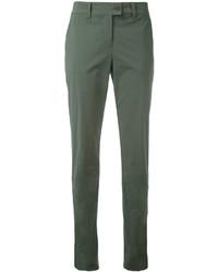 Pantalon chino olive Tomas Maier