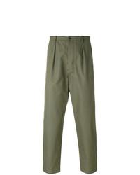 Pantalon chino olive Valentino