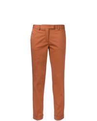 Pantalon chino orange Alberto Biani