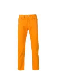 Pantalon chino orange Band Of Outsiders