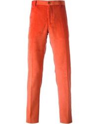 Pantalon chino orange Etro