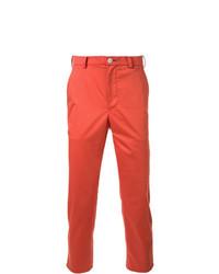 Pantalon chino orange Loveless