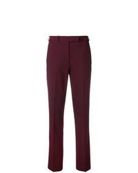 Pantalon chino pourpre foncé Etro