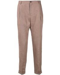 Pantalon chino rose Dolce & Gabbana
