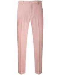 Pantalon chino rose Loveless