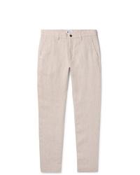 Pantalon chino rose Nn07