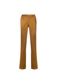 Pantalon chino tabac Al Duca D'Aosta 1902