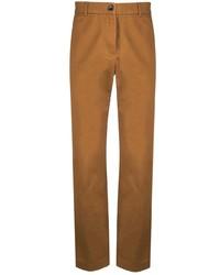 Pantalon chino tabac Gucci