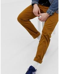 Pantalon chino tabac J.Crew Mercantile