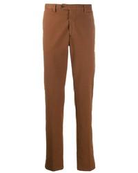 Pantalon chino tabac Lardini