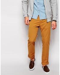 Pantalon chino tabac Scotch & Soda