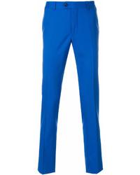 Pantalon chino turquoise Billionaire