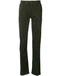 Pantalon chino vert foncé BOSS HUGO BOSS