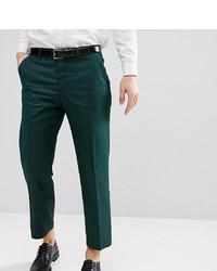 Pantalon chino vert foncé Heart & Dagger