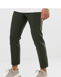 Pantalon chino vert foncé Noak