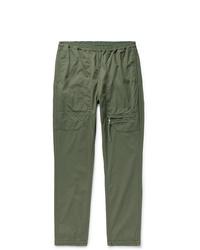 Pantalon chino vert foncé Nonnative