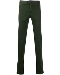 Pantalon chino vert foncé Pt01