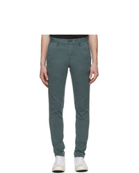 Pantalon chino vert foncé Rag and Bone