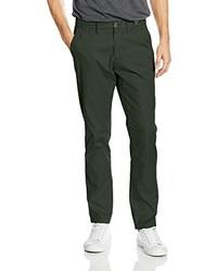 Pantalon chino vert foncé Tommy Hilfiger