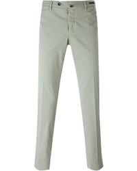 Pantalon chino vert menthe Pt01