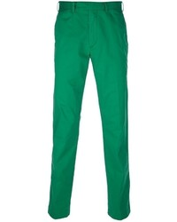 Pantalon chino vert Polo Ralph Lauren