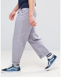Pantalon chino violet clair Asos