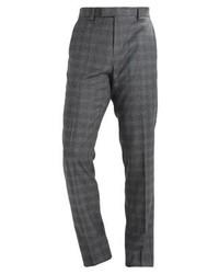Pantalon de costume à carreaux gris foncé Ted Baker